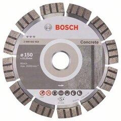 Teemantketas Bosch Best for Concrete 150 x 22mm