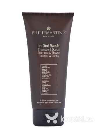 Средство для мытья волос и тела Philip Martin's In Oud Wash 100 мл