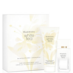 Komplekt Elizabeth Arden White Tea: EDT naistele 100 ml + kehakreem 100 ml