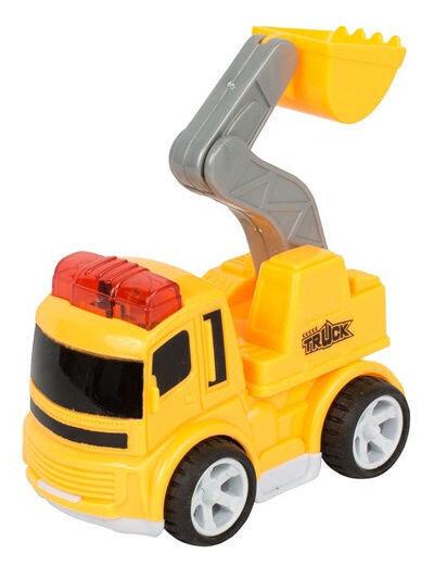 Mänguasi traktor - ekskavaator Doy Truck 601050107