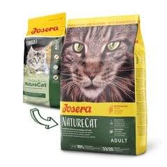 Teraviljavaba kuivtoit Josera NatureCat, 2 kg hind ja info | Kuivtoit kassidele | kaup24.ee