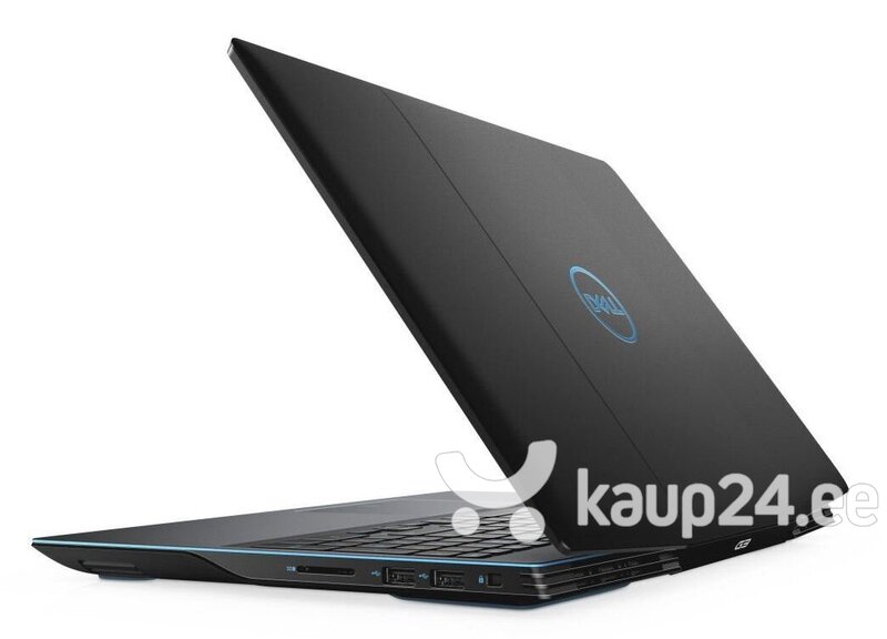 Dell G3 15 3590 i7-9750H 16GB 512GB Win10H tagasiside