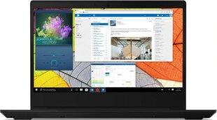 Lenovo IdeaPad S145 (81MU00CYPB) 4 GB RAM/ 256 GB SSD/ Windows 10 S hind ja info | Sülearvutid | kaup24.ee