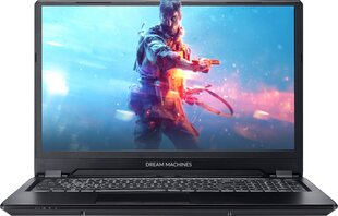 Dream Machines RS2060-16PL40 16 GB RAM/ 240 GB M.2 PCIe/ 480 GB SSD/ Windows 10 Pro