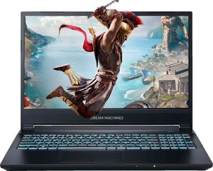 Dream Machines RG2060-15PL40 8 GB RAM/ 480 GB SSD/ Windows 10 Home