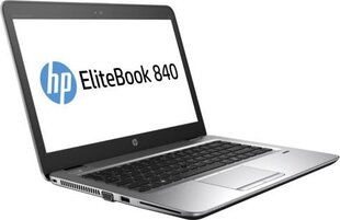 HP EliteBook 840 G3 (3VS21U8R#ABA) 8 GB RAM/ 256 GB M.2/ 2TB HDD/ Windows 10 Pro