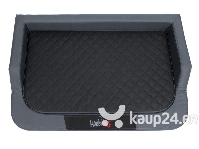 Hobbydog pesa Medico Standard XXL, 120x80 cm, halli/musta värvi Internetist