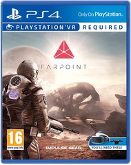 Farpoint VR (PS4)