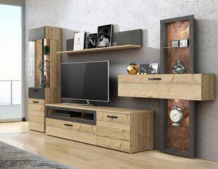 Sektsioon Forte Kalomira KLRM01B-C621, pruuni/halli värvi hind ja info | Sektsioonid | kaup24.ee