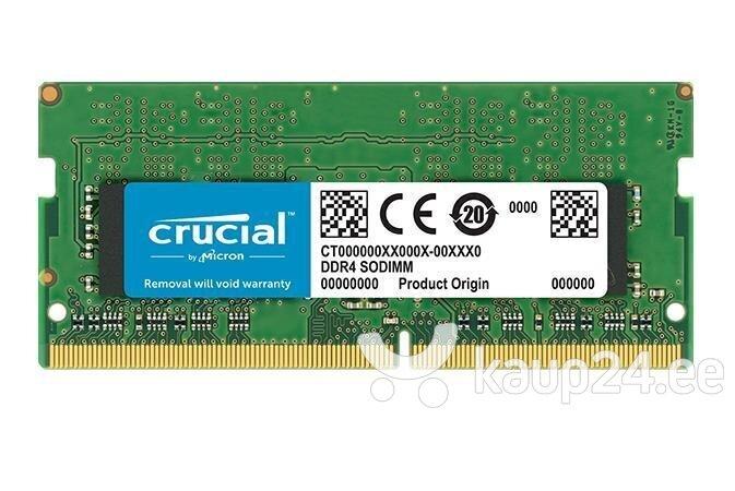 Sülearvuti mälu Crucial 4GB DDR4-3200 SODIMM
