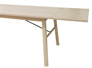 Lisaplaat pikendatavale lauale Actona Carver, pruun