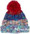Starling зимняя шапка для мальчиков Olaf, red