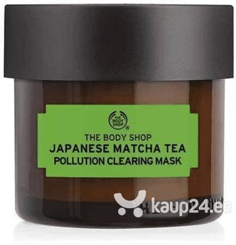 Puhastav näomask The Body Shop Japanese Matcha Tea 75