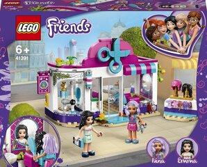 41391 LEGO® Friends Парикмахерская Хартлейк Сити цена и информация | Конструкторы и кубики | kaup24.ee