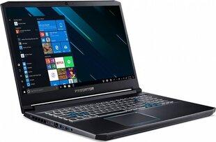Acer Helios 300 (NH.Q5PEP.035) 16 GB RAM/ 256 GB M.2 PCIe/ 1TB HDD/ Windows 10 Pro цена и информация   Записные книжки   kaup24.ee
