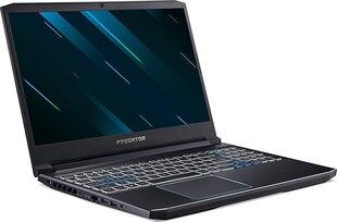 Acer Helios 300 (NH.Q53EP.04D) 8 GB RAM/ 512 GB M.2 PCIe/ Windows 10 Pro цена и информация   Записные книжки   kaup24.ee