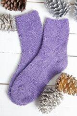 STELLA lillad soojad sokid hind ja info | Naiste sukkpüksid, sokid ja retuusid | kaup24.ee