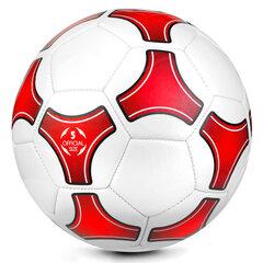 Jalgpalli pall Spokey Poland 2019, suurus 5, valge