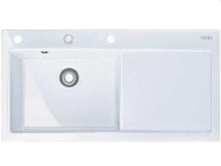 Keraamiline köögivalamu Franke MTK, 611-100, valge