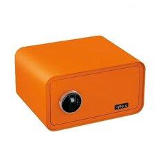 Sõrmejäljelugejaga oranž seif Basi mySafe 430 hind ja info | Seifid | kaup24.ee