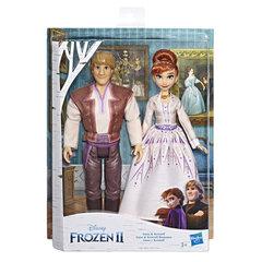 Anna ja Christopher Frozen II Hasbro