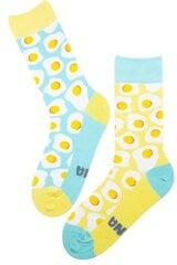 KANAMUNA puuvillased sokid hind ja info | Naiste sukkpüksid, sokid ja retuusid | kaup24.ee