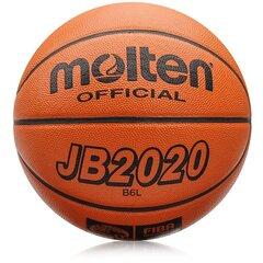 Korvpalli pall MOLTEN B6-L, suurus 6 hind ja info | Korvpallid | kaup24.ee