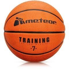 Korvpalli pall METEOR CELLULAR, suurus 7 hind ja info | Korvpall | kaup24.ee