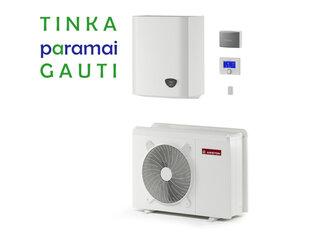 Õhk-vesi soojuspump Ariston Nimbus, Plus, 50 S Net 7.1 kW, Wi-Fi-ga