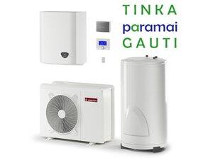 Õhk-vesi soojuspump Ariston Nimbus, Flex, 40 S Net 5,7 kW, 180 (177 l) veeboileri ja WiFi-ga hind ja info | Õhksoojuspumbad, konditsioneerid | kaup24.ee