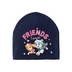 Tüdrukute müts Cool Club Käpapatrull (Paw Patrol), LAG2037540 hind ja info | Laste aksessuaarid | kaup24.ee