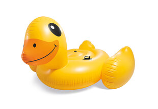 Täispuhutav parv Intex Mega Duck Island hind ja info | Täispuhutavad veemänguasjad ja ujumistarbed | kaup24.ee