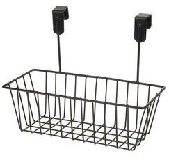 Uksele riputatav kott, 28x15x21 cm цена и информация | Корзины и ящики для хранения  | kaup24.ee
