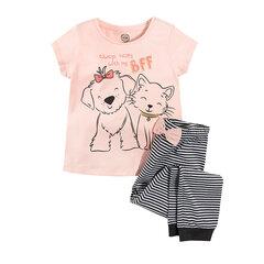 Tüdrukute pidžaama Cool Club, CUG2014198-00 hind ja info | Tüdrukute hommikumantlid ja pidžaamad | kaup24.ee