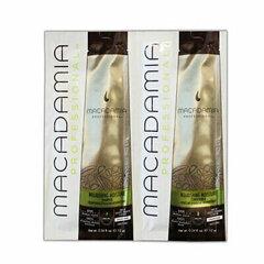 Juuksehoolduskomplekt Macadamia Nourishing Moisture: šampoon 10 ml + palsam 10 ml hind ja info | Juuksehoolduskomplekt Macadamia Nourishing Moisture: šampoon 10 ml + palsam 10 ml | kaup24.ee