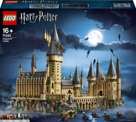 71043 LEGO® Harry Potter ™ Замок Хогвартс ™ цена и информация | 71043 LEGO® Harry Potter ™ Замок Хогвартс ™ | kaup24.ee
