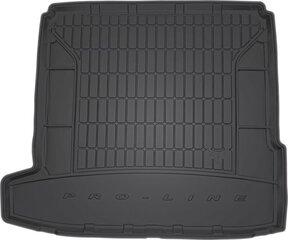 Резиновый коврик для багажника Proline OPEL Astra J Sedan 2009-2015 (с отсеками для вещей) цена и информация | Автомобильные коврики | kaup24.ee