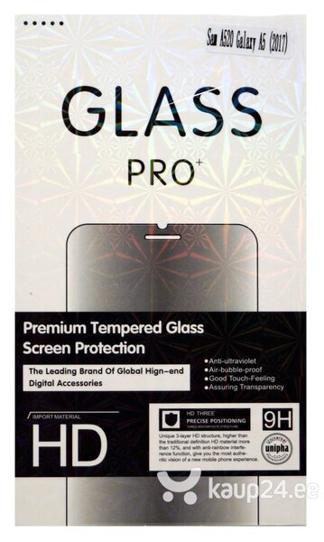 Tempered Glass PRO+ Premium 9H Screen Protector Xiaomi Redmi Note 8