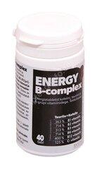 Energiatabletid, Paira Energy B-complex Tbl N40 hind ja info | Vitamiinid ja mineraalid tervise parandamiseks | kaup24.ee