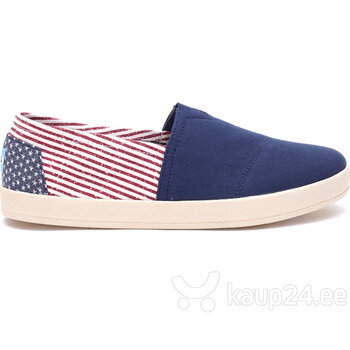Naiste jalanõud Toms Canvas Flag hind ja info | Naiste kingad | kaup24.ee