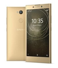 Sony Xperia L2 H4311, 32 GB Dual SIM, Gold hind ja info | Mobiiltelefonid | kaup24.ee