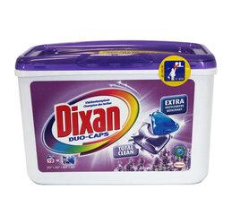 Pesukapslid Dixan Duo-Caps Lavender, 19 tk
