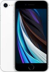 Apple iPhone SE (2020), 64GB, White hind ja info | Mobiiltelefonid | kaup24.ee