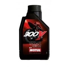 Motul 300V Factory Line Road Racing 15W50 1l цена и информация | Моторные масла | kaup24.ee