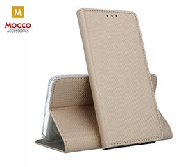 Mocco Smart Magnet Book Case For Huawei P30 Lite Gold hind ja info | Mocco Smart Magnet Book Case For Huawei P30 Lite Gold | kaup24.ee