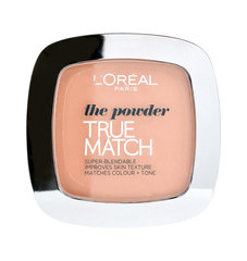 Kontaktpuuder True Match Powder L'Oreal Paris