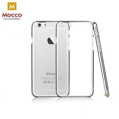 Mocco Ultra Back Case 0.3 mm Silicone Case for Apple iPhone SE 2020 Transparent hind ja info | Mocco Ultra Back Case 0.3 mm Silicone Case for Apple iPhone SE 2020 Transparent | kaup24.ee