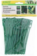 Taimede kinnitusklambrid Kinzo, 100 tk, 13 cm hind ja info | Aiatööriistad | kaup24.ee