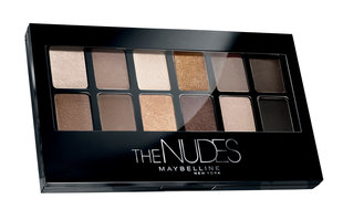Lauvärvipalett The nudes Maybelline