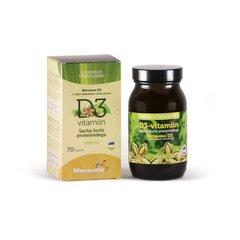 Meravita D3-vitamiin Sacha Inchi proteiinidega N70 цена и информация | Витамины и добавки | kaup24.ee